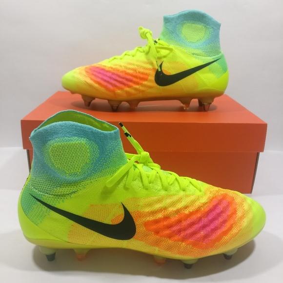 pas mal e218c 270cb Nike Magista Obra II SG-PRO Soccer Cleats Size 7.5
